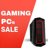Gaming PCs Sale