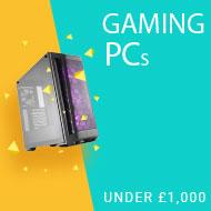 Under £1000 Gaming PCs