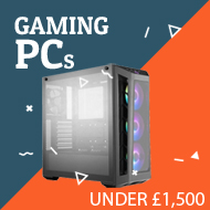 Under £1500 Gaming PCs