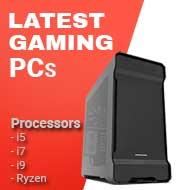 Latest Gaming PCs