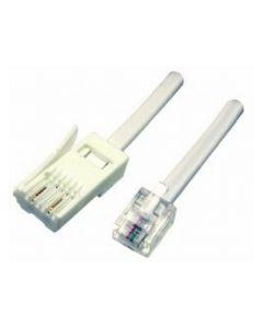 Dial-Up Modem RJ11-BT Cable