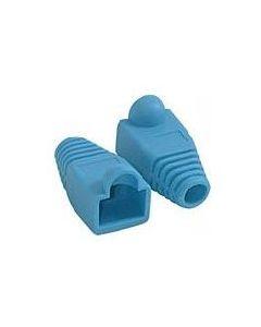 RJ45 Plug Boot Cover Blue