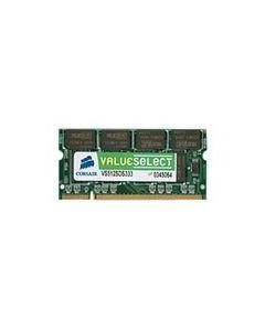 2GB DDR2 667 Corsair VS SODIMM - VS2GSDS667D2
