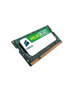 1GB Corsair VS DDR2 800 MHz 200 SODIMM