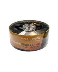 ValuePack (Traxdata) 8X DVD-R 25pk Blk Ed -8717202999637