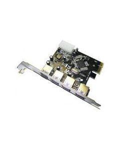 Dynamode 4 Port USB3.0 PCI-E Card (USB-4PCI-3.0)
