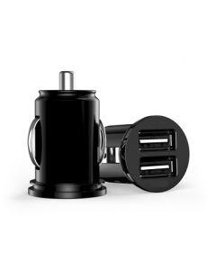 Twin USB Car Charger (Cigarette Lighter Socket)