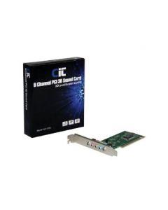 CiT 5.1 PCI Sound Card (SC-1723)