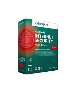Kaspersky Internet Security 2019 Ret 3 Device(PC/Mac/Tablet) 1year - KL1939U5CFS-9MSB