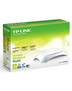 TP Link 150Mb N W/less Router -Cable (+2 Wired Ports) TL-WR720N