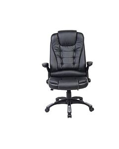 New Design swivel Black Color Office chair MO 18 Black - Flat Pack