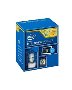 Intel i5 4460 3.2GHz(3.4GHz in Turbo) 6Mb Cache s1150