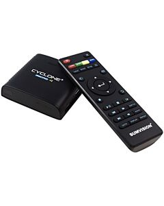 Cyclone Micro 4 HD 1080p WIFI Network Micro Media Player