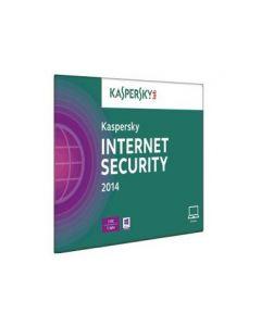 Kaspersky Internet Security 2019 (Frustration Free Packaging) 1PC 1year - KL1939U5AFS-9FFP