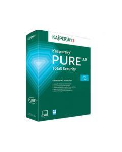 Kaspersky Total Security Ret 3 DEVICES/1year - KL1919U5CFS-8MSB