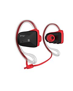 Psyc Elise BLUETOOTH SX Sports Earphone + Built-in Dual Mic ( Red )