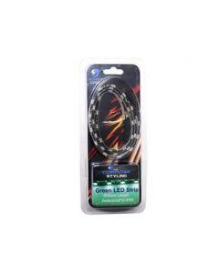 PowerCool 60cm Green LED Strip IP65 SMD5050 36 LED