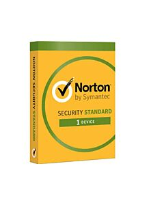 Symantec Norton Security Standard 3.0 ( Includes Anti Virus )- 1 User - 1 Device - 12 Months - Electronic Download - PC/MAC - 21355476