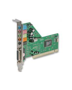 Dynamode S-PCI-6WCH, 5.1Ch PCI Sound Card