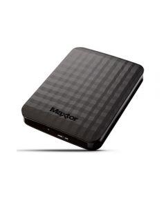 2TB Maxtor M3 Portable External Hard Drive USB3.0/2.0, USBPowered - HX-M201TCB/GM