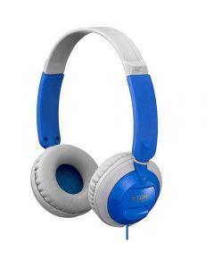 TDK ST-100 BLUE Ultralight Stereo Over-Ear Headphones - 62134