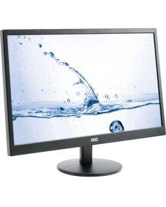 """AOC M2470SWH - 23.6"""" LED Monitor , VGA/2xHDMI , 1080P , 50m:1 , 5mS , Spks , 3yr Warranty"""