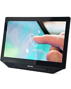 HannsG HT231HPB 23in Widescreen Touchscreen IPS LED Monitor, VGA/DVI/HDMI, 5mS, 1980x1080, Spks