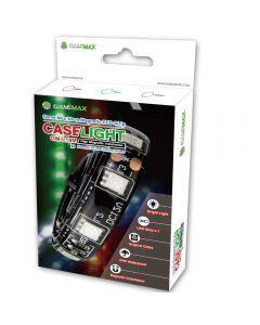 GameMax 30cm Magnetic LED Strip - White - GM-L18M-W