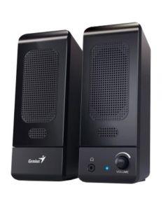 Genius SP-U120 Stereo USB Powered Speakers 3W RMS, USB Powered, 3.5mm jack