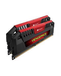 16GB (2x8GB) Corsair DDR3 Vengeance Pro Series Red, PC3-14900 (1866), Non-ECC Unbuffered, CAS 10-11-10-30, XMP 1.3, 1.5V - CMY16GX3M2A1866C10R