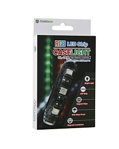 Game Max RGB LED Strip 30cm 16.8 Million Colours - 4pin Molex - SL-20M