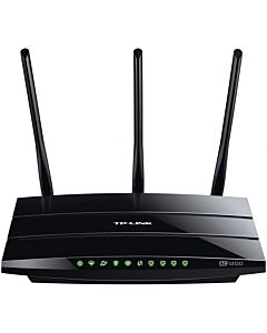 TP-LINK Archer VR400 AC1200 (300+867) Wireless Dual Band GB VDSL2/ADSL2+ Modem Router, USB2, 3G/4G Support