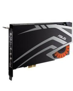 Asus STRIX SOAR Gaming Soundcard, PCIe, 7.1, Audiophile-Grade DAC, 116dB SNR, 600ohm Headphone Amplifier - 90YB00J0-M1UA00