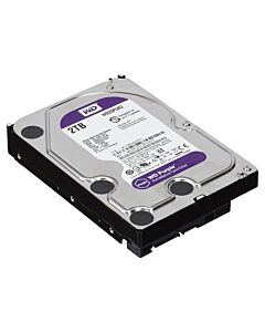 """2TB WD WD20PURZ Purple, 3.5"""" CCTV/AV 24x7, SATA III 6GB/s 5400rpm, 64MB Cache"""