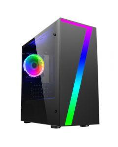 3B Prism v1.3 AMD Ryzen 3 3200G Quad Core RX Vega 8 RGB Gaming PC