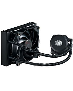 Cooler Master MasterLiquid Lite 120 Hydro Cooler For Intel & AMD Coolers - MLW-D12M-A20PW-R1