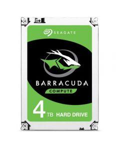 "4TB Seagate BarraCuda 4, 3.5"" HDD, SATA III - 6Gb/s, 256MB Cache, 5400RPM - ST4000DM004"