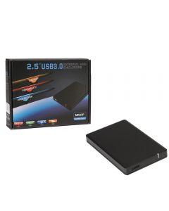 """CiT 2.5"""" USB 3.0 Sata HDD Enclosure Tooless - MR23P"""