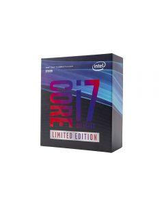 Intel Core i7 8086K, s1151, Coffee Lake, 6 Core, 12 Thread, 4.0GHz, 5.0GHz Turbo, 12MB Cache, 1200MHz GPU, 95W CPU, Retail Box - No Cooler - BX80684I78086K