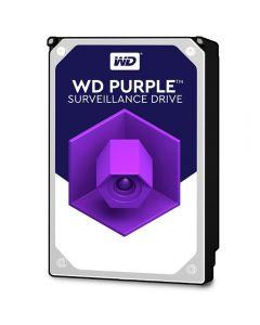 """4TB WD Purple WD40PURZ, 3.5"""" Desktop, CCTV/AV HDD, SATA III - 6Gb/s, 5400rpm, 64MB Cache, NCQ, OEM"""