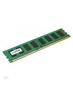 8GB Crucial Single DDR3 1600, 240pin, 1.5V - CT102464BD160B