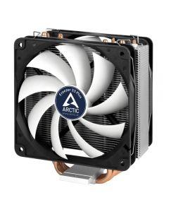 Arctic Freezer 33 Plus Semi Passive Heatsink & Dual Ball Dynamic Bearing Fan , 4 Heatpipes, 2x 120mm PWM Fans, Intel/AMD + AM4 Sockets - ACFRE00032A