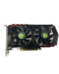 AFOX GeForce GTX1050TI PCIe 4GB GDDR5(7000MHz - 128bit), GPU Clock 1290 MHz/1392 MHz(Boost) DVI-D/HDMI/D.Port - AF1050Ti-4096D5H2