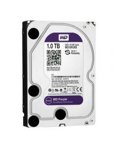 """1TB WD WD10PURZ Purple, 3.5"""" CCTV/AV 24x7, SATA III 6GB/s 5400rpm, 64MB Cache"""