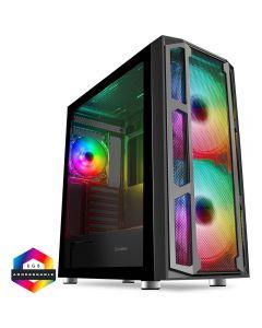 3B Predator F15 v1.5 Intel Core i7 10700F Eight Core 4.8GHz* RTX 2060 6GB RGB Gaming PC