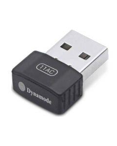 Dynamode WL-AC-600M, USB 2.0, 600Mbps, 802.11ac, 2.4/5.0Ghz, Wireless Adaptor