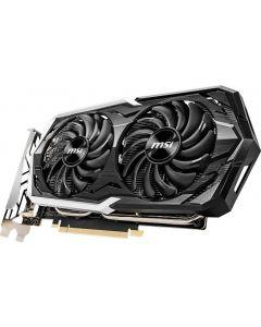 MSI GeForce GTX 1660 ARMOR OC 6GB GDDR5 (8000MHZ - 192bit), VR Ready, Dual Fan, GPU Cores - 1408 Core, GPU Clock - 1530MHz/1845MHz Boost - GeForce GTX 1660 ARMOR 6G OC