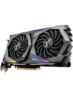 MSI GeForce GTX 1660 GAMING X 6GB GDDR5 (8000MHZ - 192bit), VR Ready, TWIN FROZR 7 with TORX 3.0 Fans + RGB LED, GPU Cores - 1408 Core, GPU Clock - 1530MHz/1860MHz Boost - GeForce GTX 1660 GAMING X 6G