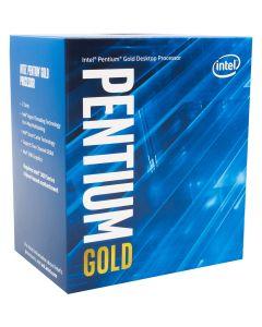 Intel Pentium Gold G5400 Dual Core Coffee Lake Socket 1151 Desktop Retail CPU : BX80684G5400