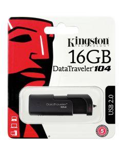 16Gb Kingston DataTraveler 104 USB2.0 - DT104/16GB